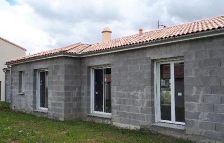 Réalisation maçonnerie neuve par Ozer Construction, maçon à Chateaubriant